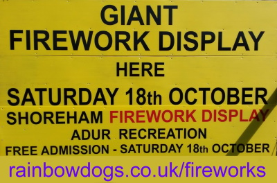 Fireworks top tips