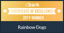Bark Certificate of Excellence 2019