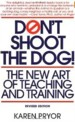 Book Don't Shoot the Dog Karen Pryor Rainbow Dogs Training Brighton Hove