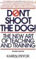 Book Don't Shoot the Dog Karen Pryor Rainbow Dogs Training Brighton Hove